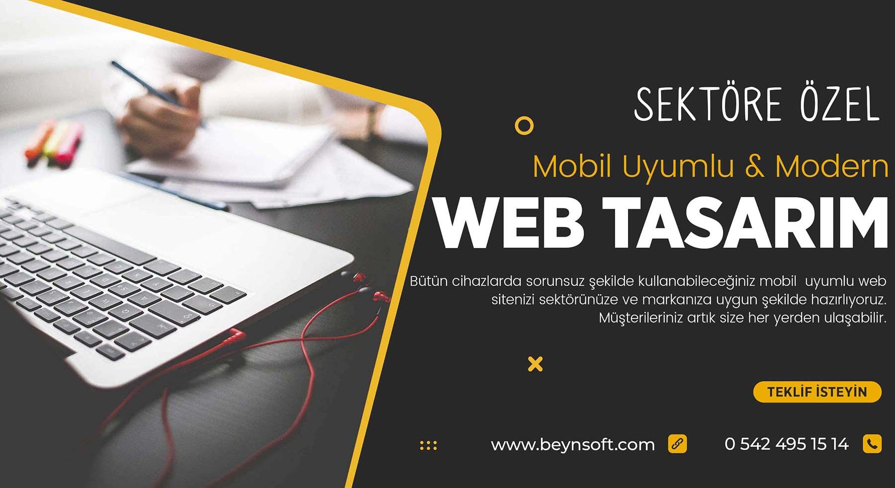 Kurumsal Web Site Tasarımı